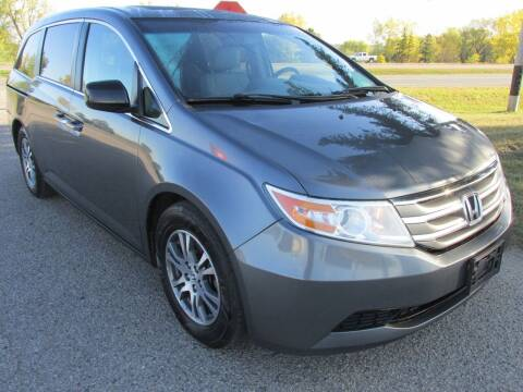 2013 Honda Odyssey for sale at Buy-Rite Auto Sales in Shakopee MN