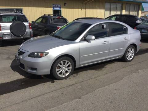 2007 Mazda MAZDA3 for sale at Small Car Motors in Carson City NV