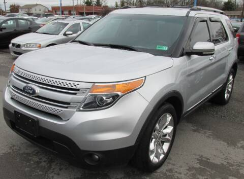 2011 Ford Explorer for sale at Express Auto Sales in Lexington KY