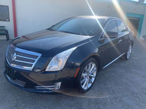2014 Cadillac XTS for sale at Car Now in Dallas TX