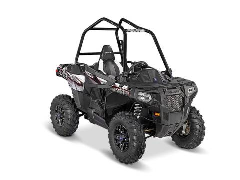 2016 Polaris ACE® 900 SP Stealth Black for sale at Southeast Sales Powersports in Milwaukee WI