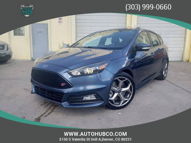 2018 Ford Focus for sale in Denver, CO