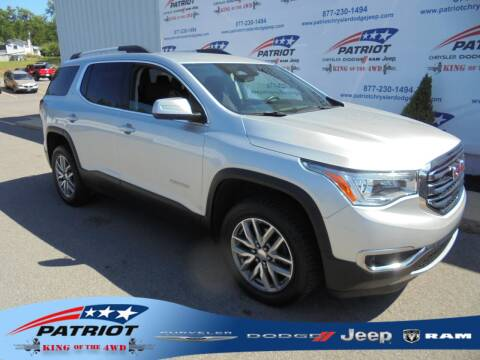 2017 GMC Acadia for sale at PATRIOT CHRYSLER DODGE JEEP RAM in Oakland MD