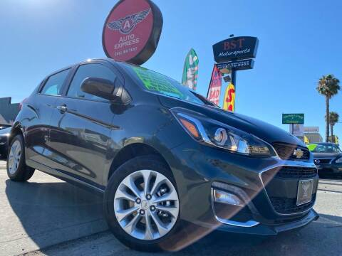 2020 Chevrolet Spark for sale at Auto Express in Chula Vista CA