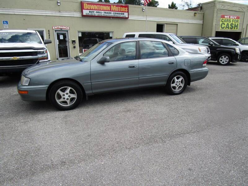 1997 Toyota Avalon for sale at Downtown Motors in Milton FL