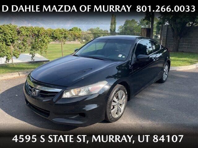 2012 Honda Accord for sale at D DAHLE MAZDA OF MURRAY in Salt Lake City UT