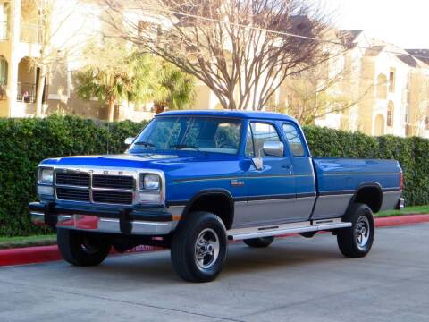 1993 Dodge RAM 250 for sale at RBP Automotive Inc. in Houston TX