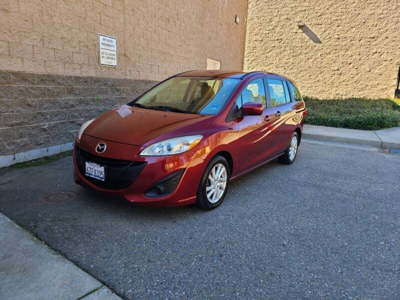 2012 Mazda MAZDA5 for sale at SafeMaxx Auto Sales in Placerville CA