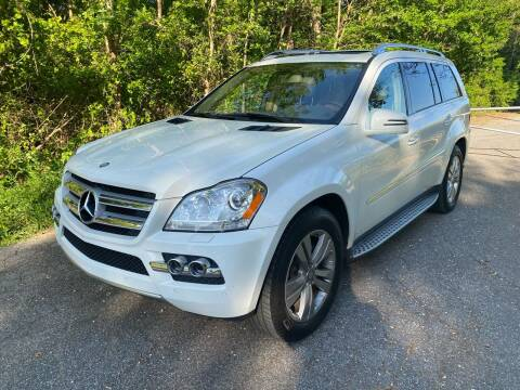 2011 Mercedes-Benz GL-Class for sale at Speed Auto Mall in Greensboro NC