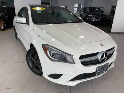 2014 Mercedes-Benz CLA for sale at Auto Mall of Springfield in Springfield IL