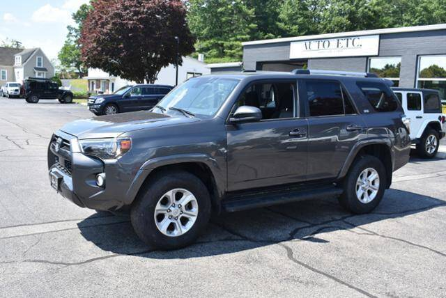 2020 Toyota 4Runner for sale at AUTO ETC. in Hanover MA