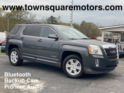 2011 GMC Terrain for sale at Town Square Motors in Lawrenceville GA