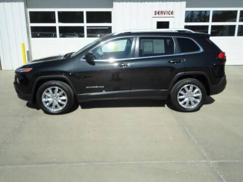 2016 Jeep Cherokee for sale at Quality Motors Inc in Vermillion SD