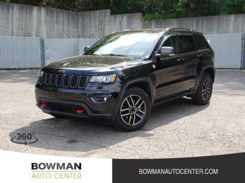 2019 Jeep Grand Cherokee for sale at Bowman Auto Center in Clarkston MI