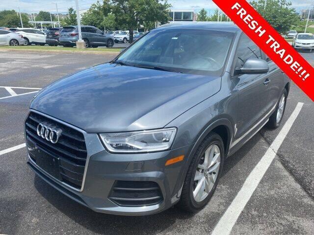 2017 Audi Q3 for sale in Tulsa, OK