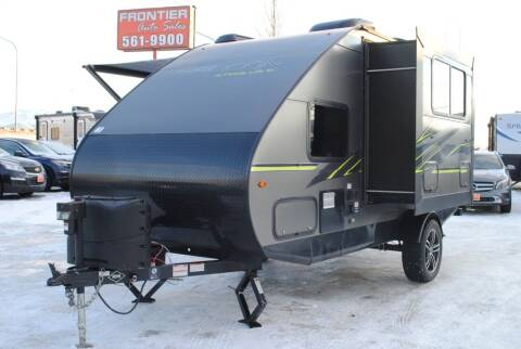2019 Falcon 21RB for sale at Frontier Auto & RV Sales in Anchorage AK