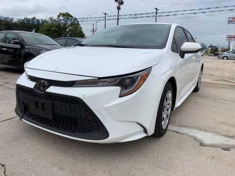 2020 Toyota Corolla for sale at Max Quality Auto in Baton Rouge LA