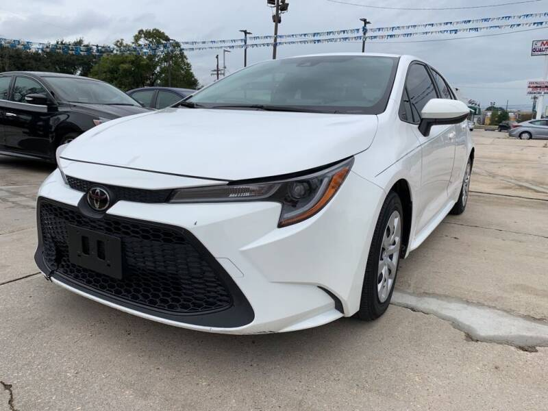 2020 Toyota Corolla for sale at Max Quality Auto in Baton Rouge LA