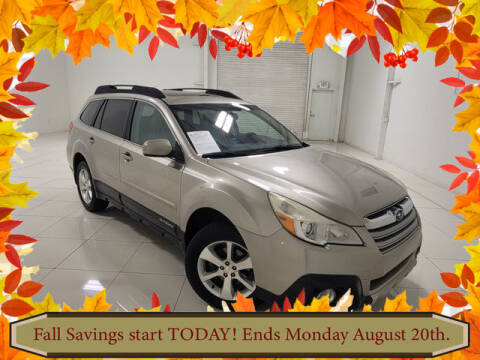2014 Subaru Outback for sale at Southern Star Automotive, Inc. in Duluth GA