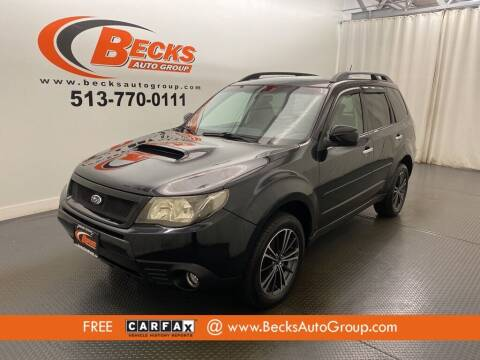 2010 Subaru Forester for sale at Becks Auto Group in Mason OH