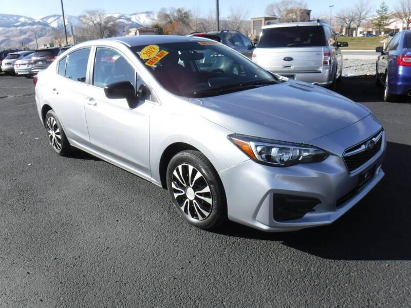 2019 Subaru Impreza for sale at Budget Auto Sales in Carson City NV