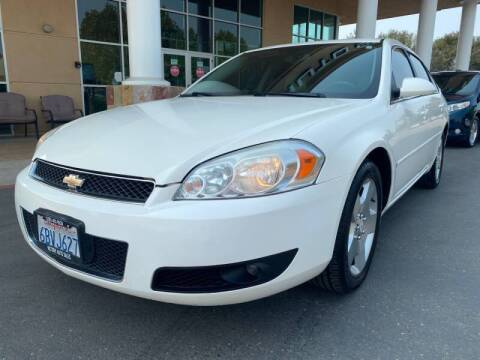 2008 Chevrolet Impala for sale at RN Auto Sales Inc in Sacramento CA