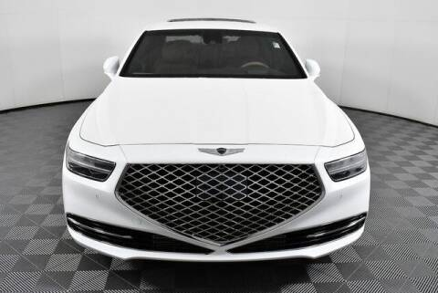 2021 Genesis G90 for sale at Southern Auto Solutions-Jim Ellis Hyundai in Marietta GA