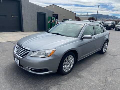 2013 Chrysler 200 for sale at Auto Image Auto Sales in Pocatello ID