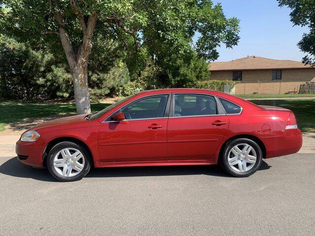 2014 Chevrolet Impala Limited for sale at Auto Brokers in Sheridan CO