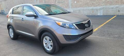 2011 Kia Sportage for sale at U.S. Auto Group in Chicago IL