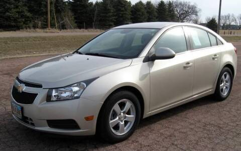 2014 Chevrolet Cruze for sale at Rapp Motors in Marion SD