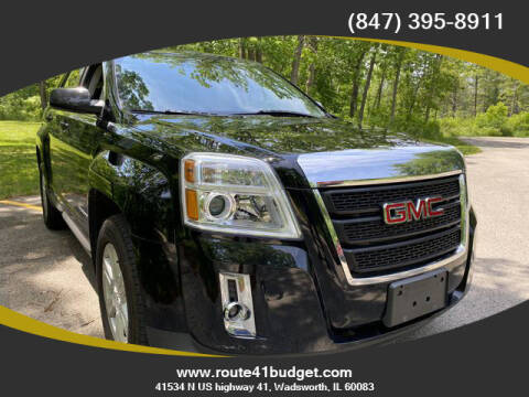 2014 GMC Terrain for sale at Route 41 Budget Auto in Wadsworth IL