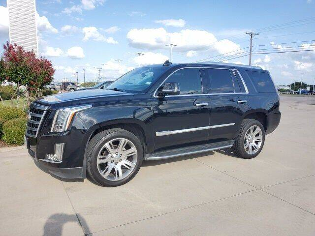 2016 Cadillac Escalade for sale at Jerry's Buick GMC in Weatherford TX