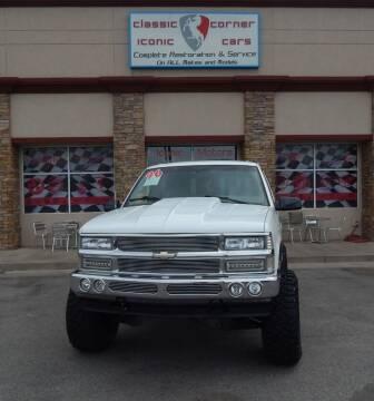 1996 Chevrolet Tahoe for sale at Iconic Motors of Oklahoma City, LLC in Oklahoma City OK