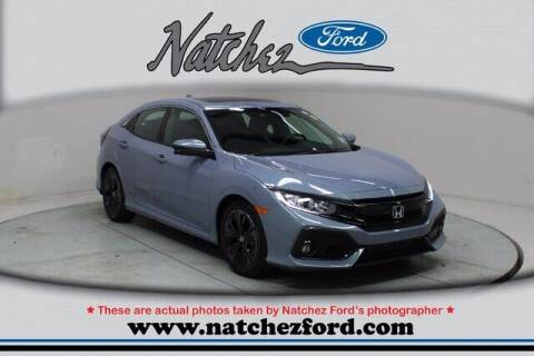 2019 Honda Civic for sale at Auto Group South - Natchez Ford Lincoln in Natchez MS