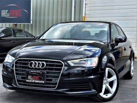 2016 Audi A3 for sale at Haus of Imports in Lemont IL