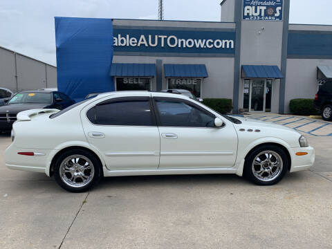 2003 Nissan Maxima for sale at Affordable Autos in Houma LA