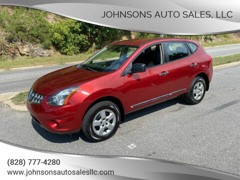 2014 Nissan Rogue Select for sale at Johnsons Auto Sales, LLC in Marshall NC