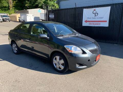 2012 Toyota Yaris for sale at C&D Auto Sales Center in Kent WA
