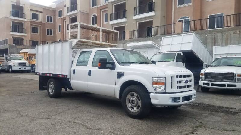 2008 Ford F-250 Super Duty for sale at Vehicle Center in Rosemead CA