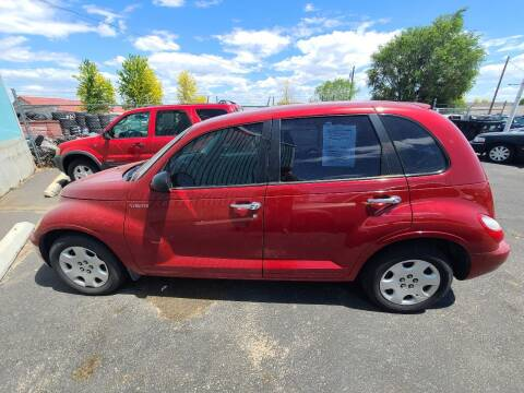 2006 Chrysler PT Cruiser for sale at HUM MOTORS in Caldwell ID