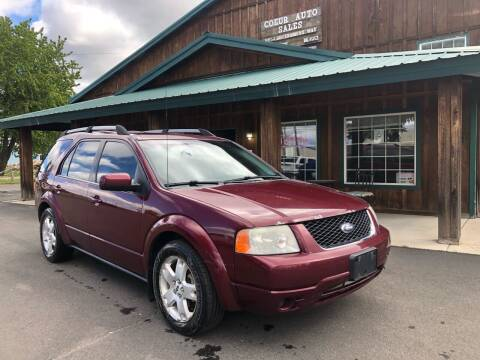 2007 Ford Freestyle for sale at Coeur Auto Sales in Hayden ID