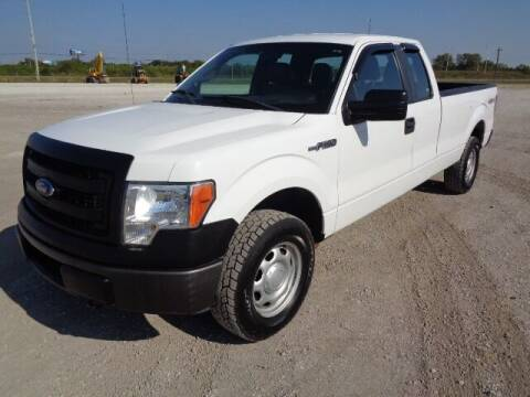 2014 Ford F-150 for sale at SLD Enterprises LLC in Sauget IL