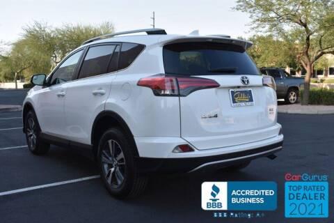 2017 Toyota RAV4 for sale at GOLDIES MOTORS in Phoenix AZ