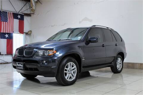 2005 BMW X5 for sale at ROADSTERS AUTO in Houston TX