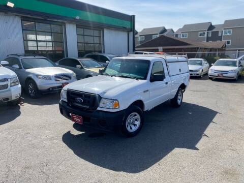2010 Ford Ranger for sale at Apex Motors Parkland in Tacoma WA