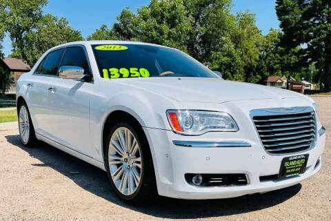 2012 Chrysler 300 for sale at Island Auto in Grand Island NE