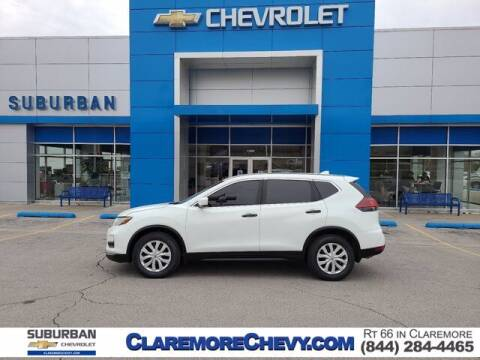 2018 Nissan Rogue for sale at Suburban Chevrolet in Claremore OK
