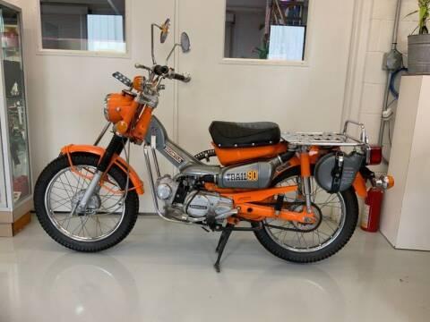 1974 Honda CT 90 for sale at STREET DREAMS TEXAS in Fredericksburg TX