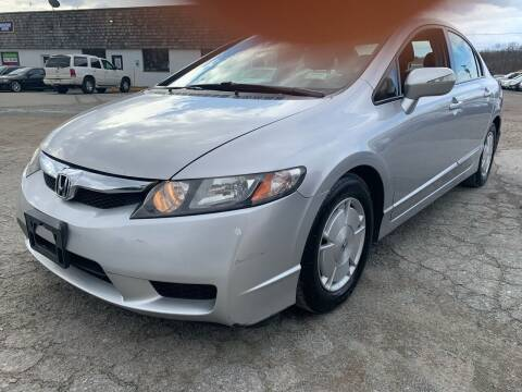 2010 Honda Civic for sale at Ron Motor Inc. in Wantage NJ